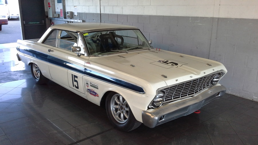 1964 ford falcon sprint fia appendix k race car. Black Bedroom Furniture Sets. Home Design Ideas